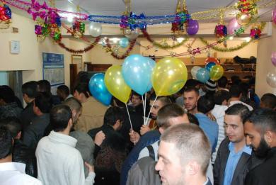 Eid al-Adha in Luhansk, Kharkiv, Vinnitsya, Dnipropetrovsk and Zaporizhzhya