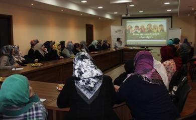 Женская организация «Марьям»: с новым руководством — к новым достижениям