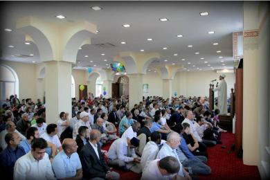 "Joy And Sorrow Of Present Eid-al-Fitr At ""Alraid"" Islamic Cultural Centres"