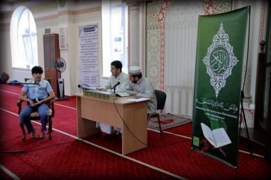 Лучшие киевские чтецы Корана: от мала до велика
