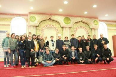 Студенти НаУКМА та семінарії УГКЦ пізнають Іслам