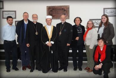 Діалог мусульман і греко-католиків:  пізнаючи духовний простір Європи