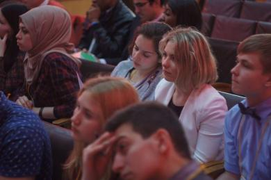 Проблемы современности глазами молодых европарламентариев
