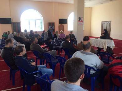 «От детства к взрослости — драматизм, кризисы и трудности» — семинар для родителей в исламском культурном центре