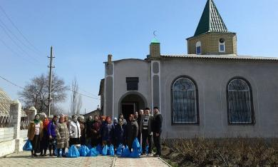 Donbass Muslims: Helping Those Who Have Nowhere To Run