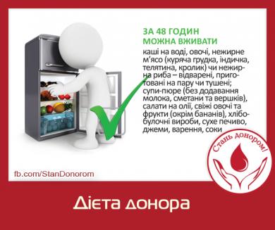 Новий День Донора в ІКЦ Києва: вливайся!