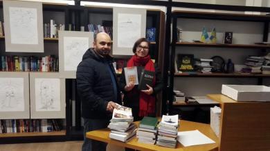 Исламский культурный центр Одессы передал областной библиотеке 30 книг