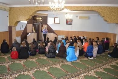 Zaporizhzhya Medical Students Learn About Islam