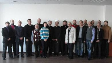 Believers Of Donetsk Region Stand For Unanimous Ukraine