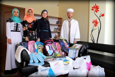There's No Such Thing As Somebody Else's Children: IDPs Need School Supplies Aid!