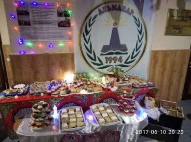 Добродійний ярмарок у Харкові: солодощі скупили геть усі