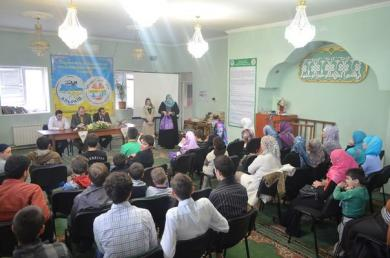 Contest of artistic works: young Muslims from Donbass telling about miracles of the Koran