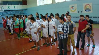 """Tournament on mini football has started in Odessa. Wait for it in other Islamic Cultural Centers of """"Alraid""""!"""
