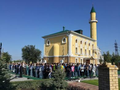 Ид аль-Фитр в исламских культурных центрах «Альраид» (ФОТО)