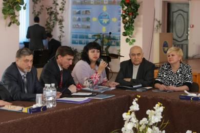 Interfaith Relations Discussed In Crimea