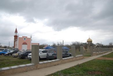 """""""Альраид"""" подарил мусульманам Крыма еще одну мечеть (ФОТО, ВИДЕО)"""