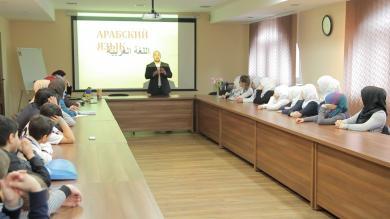 Кто в арабском всех сильнее — выясняли гимназисты из «Нашего Будущего»