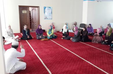 "First Hafidh Of ""Al-Firdaws"" Circle"