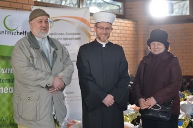 German Muslims Extend Helping Hand For Crimean Tatar Adherents
