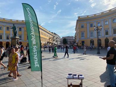 Акция «Спроси у мусульманина» состоялась в трех украинских городах