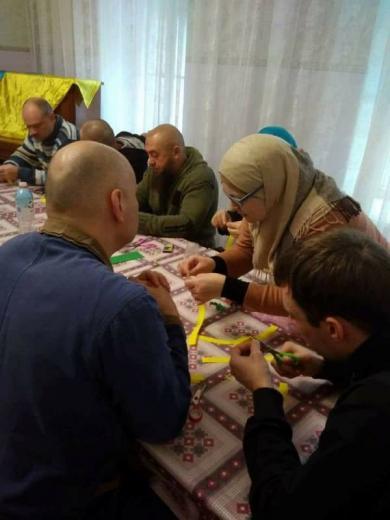 Харківські мусульмани — знову у військовому шпиталі