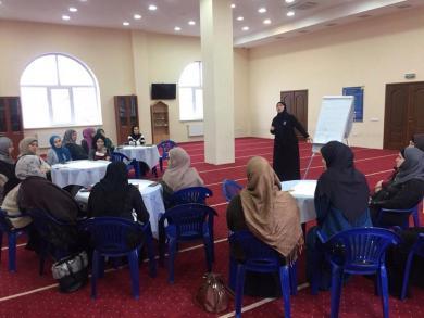 Для новачків і постійних активісток: тренінг з командної роботи для волонтерок ЖО «Мар'ям»
