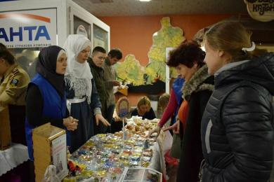 Понад 10 000 грн на інфузомат зібрано на добродійному ярмарку ІКЦ Одеси