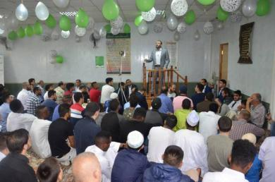 Eid al-Fitr in Vinnytsia: Joy Increases When Shared With Others!