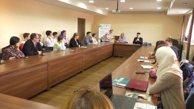 VII International Summer School of Islamic Studies Underway