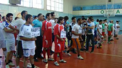 Турнір з міні-футболу стартував у Одесі. Очікуйте незабаром в інших ІКЦ ВАГО «Альраїд»!