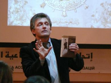 95 річницю загибелі Номана Челебіджихана активісти ГО «Емель» вшанували  громадськими акціями