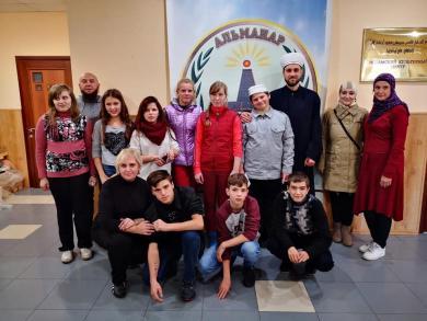 Вихованці Зеленогайського інтернату — особливі гості харківського ІКЦ