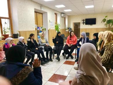 Семінар-тренінг з майстер-класом — для дівчат-підлітків Одеси
