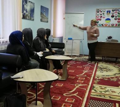 В сумском ИКЦ ввели цикл лекций о женском здоровье