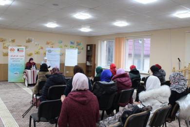 жіночий семінар у львівському ІКЦ