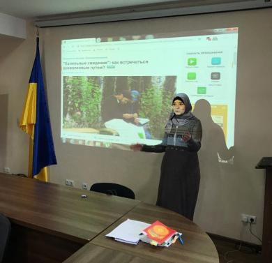 Отношения с мальчиками и родителями: двухдневный семинар для девочек-подростков в Киеве