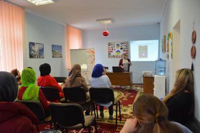 Цикл лекций о женском здоровье в ИКЦ Сум продолжается
