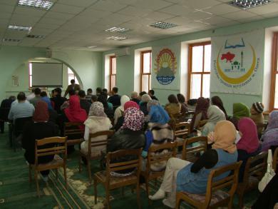 Люди, що прийшли в іслам, потребують підтримки єдиновірців: семінар в Одесі
