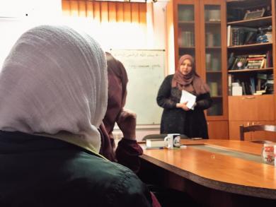 Семінар-тренінг для мусульманок Запоріжжя