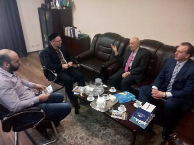 "NTUU ""KPI"" Understand Religious Needs of Their Muslim Students"