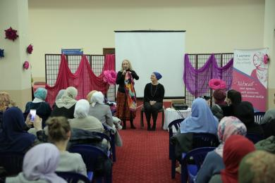 Hijab Day-2020 in Kyiv and Sumy as It Was