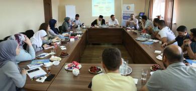 Члены правления FEMYSO прибыли в Украину