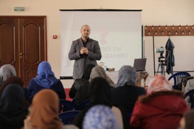 Краса Ісламу: розказувати чи показати?
