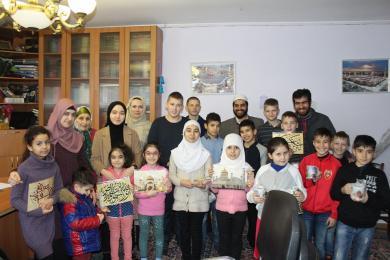 ИКЦ Запорожья открывает летний детский клуб!