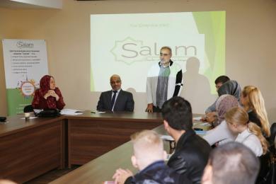 Желающих учить арабский все больше: новый учебный год в Центре «Салам»