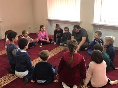 У Дніпрі відкрито недільну школу для найменших мусульман