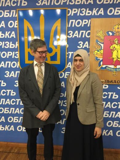 Запорожская ОГА работает над коммуникационной стратегией для нацменьшинств — «Ана-Юрт» присоединяется к обсуждению