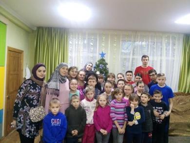 Сумские мусульманки приглашают поучаствовать в посещении реабилитационного центра 17 января