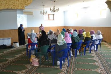Ready For Ramadan: A Seminar For Muslim Women Of Zaporizhzhya