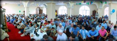 Праздник Разговения в Исламских культурных центрах «Альраид»